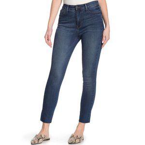 Sam Edelman Stiletto High Rise Skinny Ankle Jeans